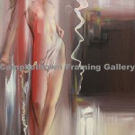 Original Arwork for Sale at Campbelltown Framing Gallery female nude