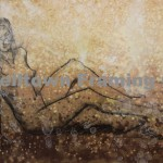 Original Arwork for Sale at Campbelltown Framing Gallery pencil nude