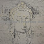 Original Arwork for Sale at Campbelltown Framing Gallery Lord Buddha