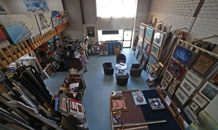 campbelltown framing gallery