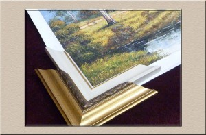 The right frame for the right job at Campbelltown Framing Gallery